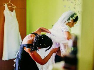 El matrimonio de Leslye y Ander 3