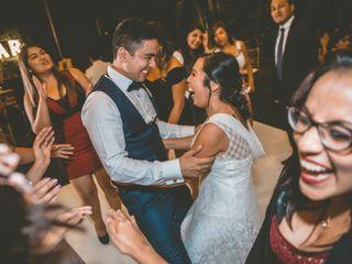 El matrimonio de Vanesa y Paul 1