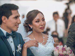 El matrimonio de Giuliana y Eduardo 1