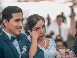 El matrimonio de Giuliana y Eduardo 2
