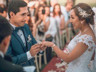 El matrimonio de Giuliana y Eduardo 3
