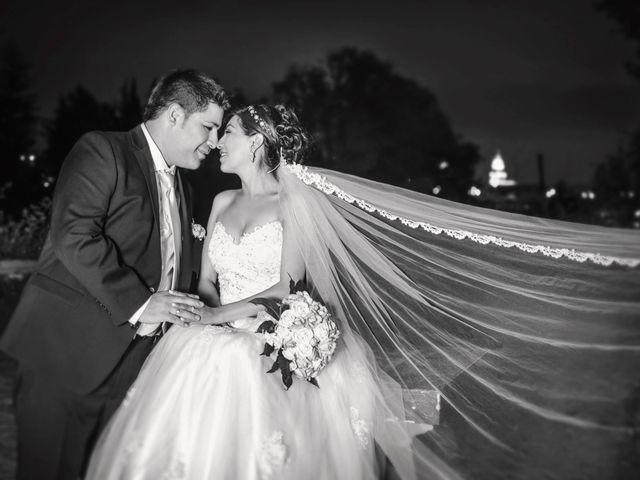 El matrimonio de Elizabeth y José