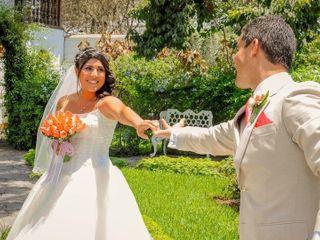 El matrimonio de Leslie y Roger 2