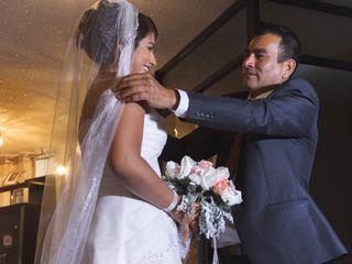 El matrimonio de Stheeycy y Juan Martín 2