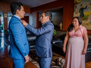 El matrimonio de Sandra y Aurelio 2