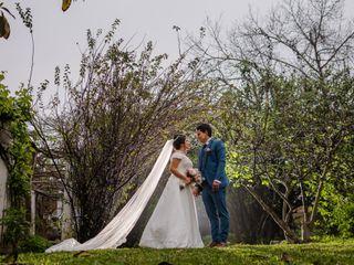 El matrimonio de Sandra y Aurelio