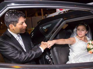El matrimonio de Karim y Otto