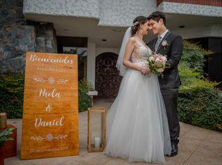 El matrimonio de Paola y Daniel