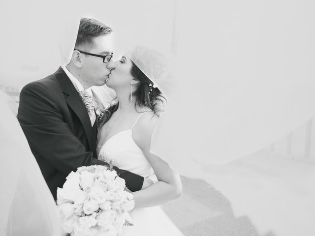 El matrimonio de Emma y Marco