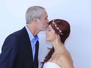 El matrimonio de Raquel y Bruce 1