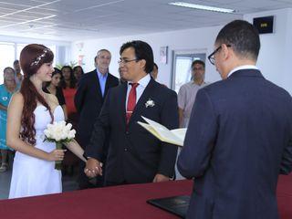 El matrimonio de Raquel y Bruce 2