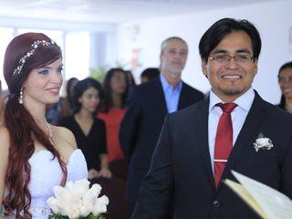 El matrimonio de Raquel y Bruce 3