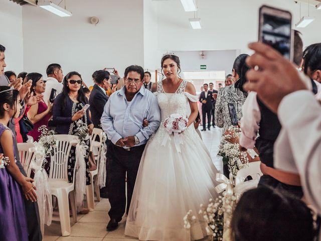 El matrimonio de Juan y Claudia en Jayanca, Lambayeque 7