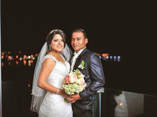 El matrimonio de Sheyla y Luis