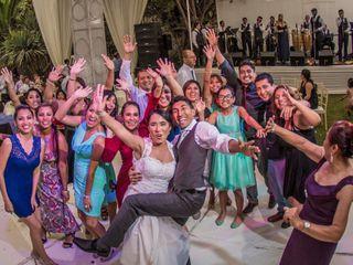 El matrimonio de Jackie y Juan 3