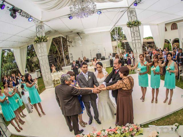 El matrimonio de Juan y Jackie en Lurín, Lima 1