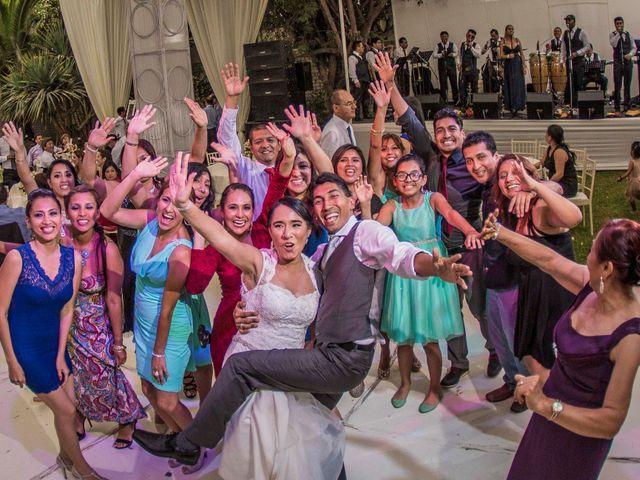 El matrimonio de Juan y Jackie en Lurín, Lima 2