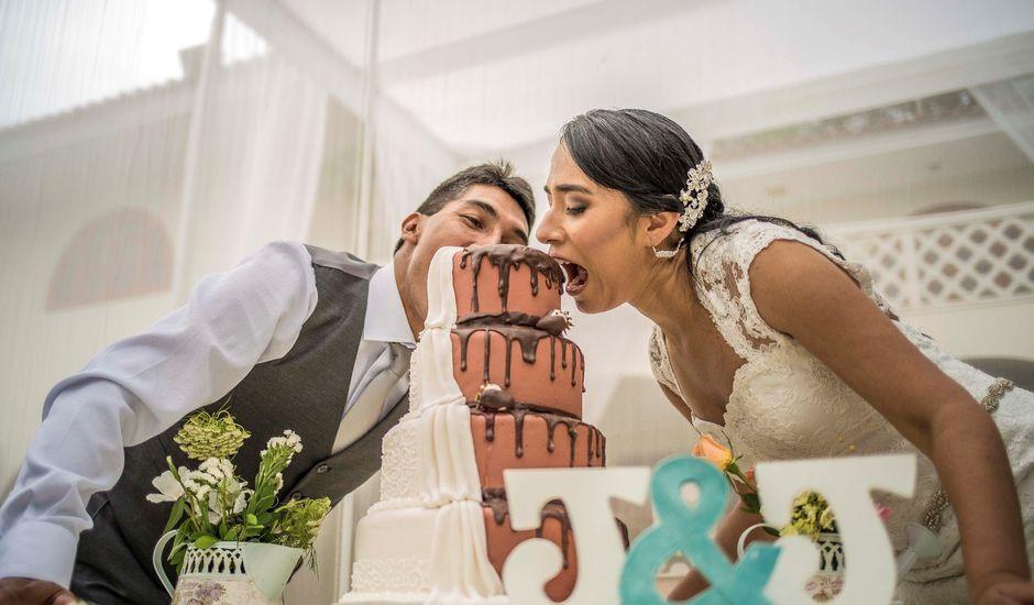 El matrimonio de Juan y Jackie en Lurín, Lima