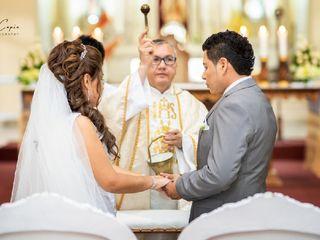 El matrimonio de Verónica y Jim 1