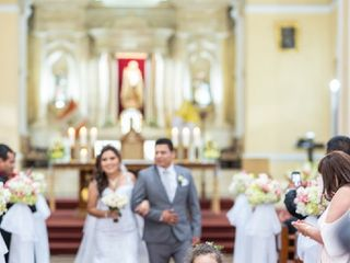 El matrimonio de Verónica y Jim 2