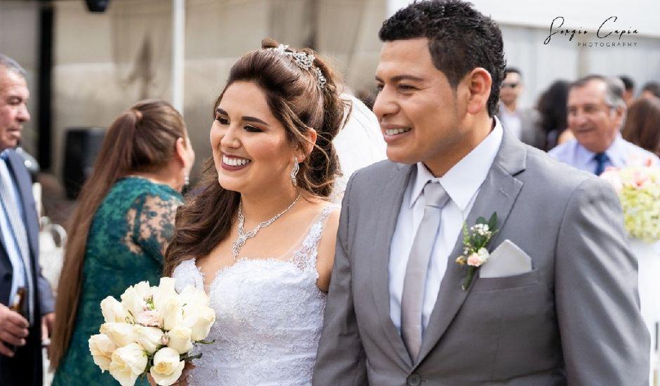 El matrimonio de Jim y Verónica en Tacna, Tacna