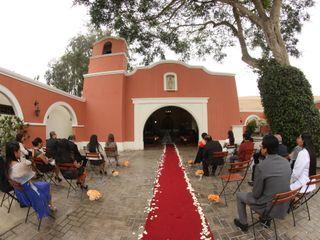 El matrimonio de Juan Carlos y Diana Margoth 1