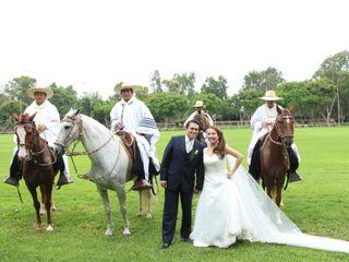 El matrimonio de Juan Carlos y Diana Margoth 2