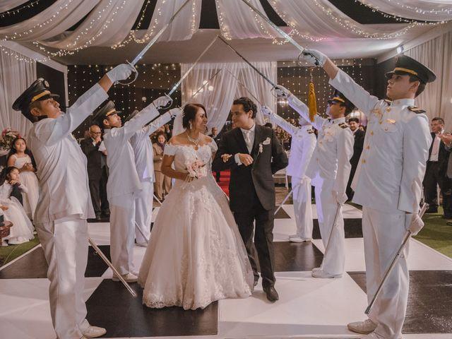 El matrimonio de Katty y Gonzalo