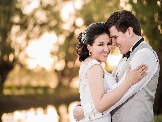 El matrimonio de Melany y Lucho