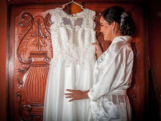 El matrimonio de Melina y Hans 3