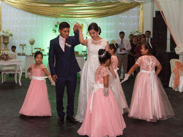 El matrimonio de Hans y Melina en Pomalca, Lambayeque 9