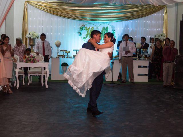 El matrimonio de Hans y Melina en Pomalca, Lambayeque 10