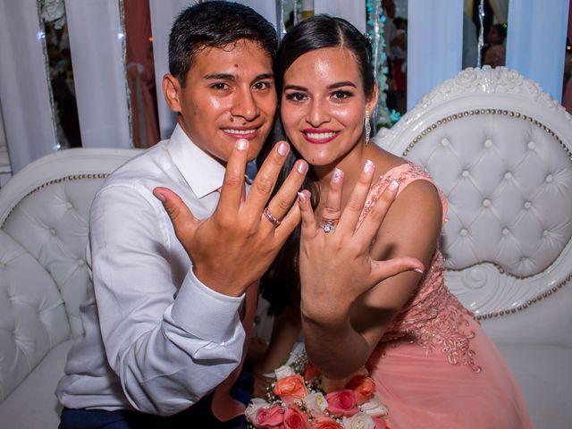 El matrimonio de Hans y Melina en Pomalca, Lambayeque 13