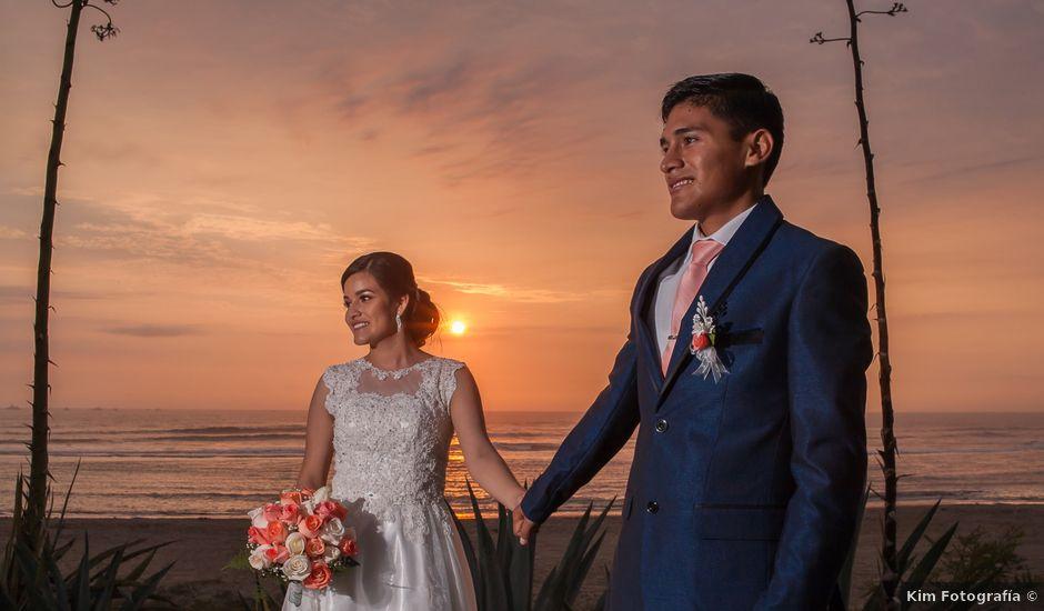 El matrimonio de Hans y Melina en Pomalca, Lambayeque