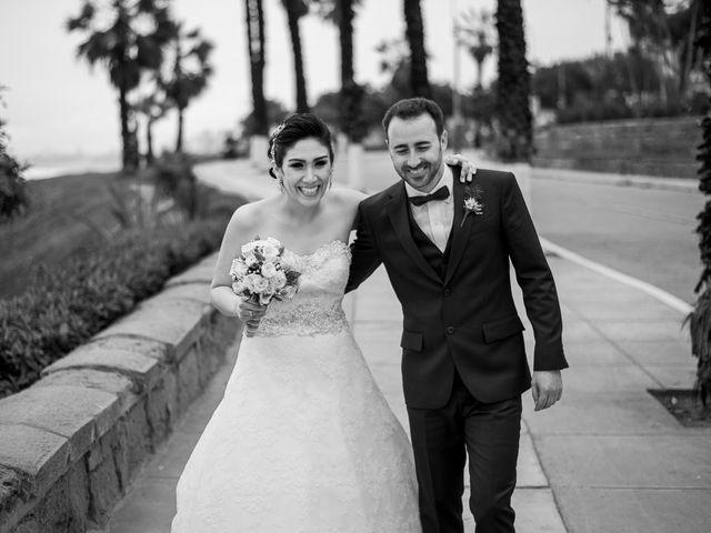 El matrimonio de Giovana y Ricardo