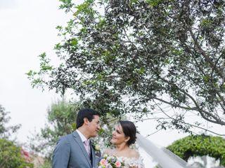 El matrimonio de Deisy y Manolo