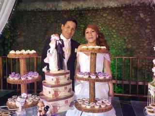 El matrimonio de Domenica y Rafael 1