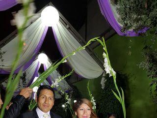 El matrimonio de Domenica y Rafael 2