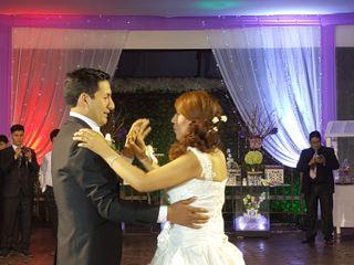 El matrimonio de Domenica y Rafael 3