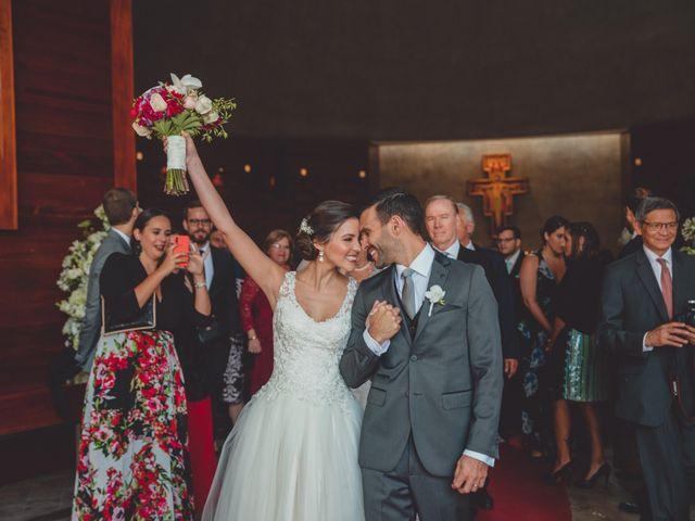 El matrimonio de Patty y Sergio