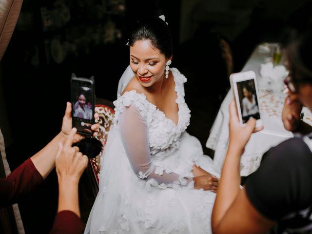 El matrimonio de Sébastien y Denisse en Lima, Lima 9