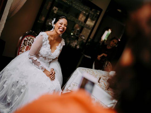 El matrimonio de Sébastien y Denisse en Lima, Lima 10