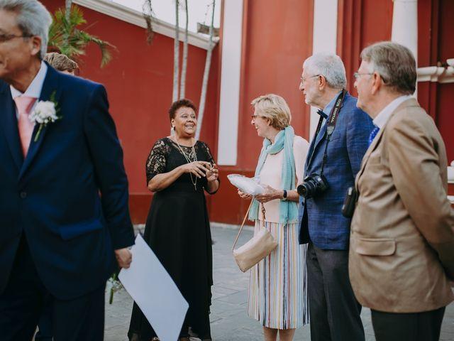 El matrimonio de Sébastien y Denisse en Lima, Lima 23
