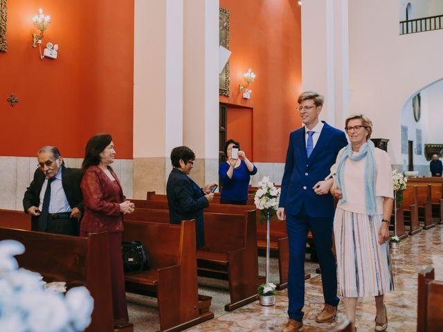 El matrimonio de Sébastien y Denisse en Lima, Lima 25