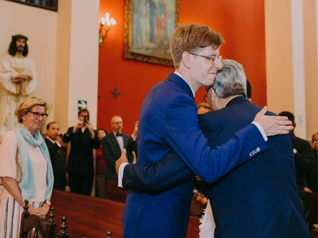 El matrimonio de Sébastien y Denisse en Lima, Lima 27