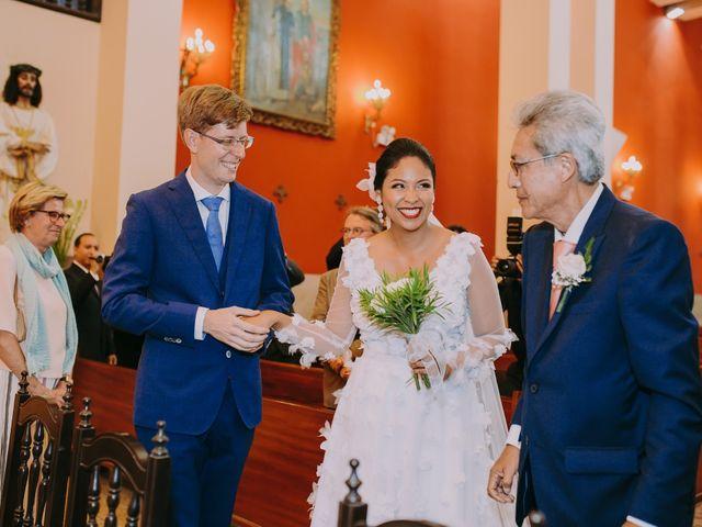 El matrimonio de Sébastien y Denisse en Lima, Lima 28