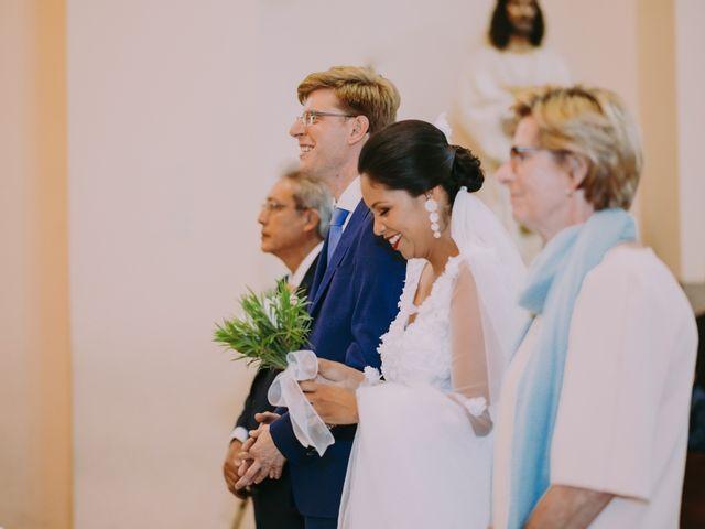El matrimonio de Sébastien y Denisse en Lima, Lima 29