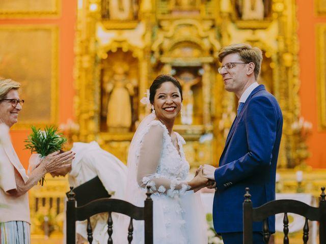 El matrimonio de Sébastien y Denisse en Lima, Lima 34