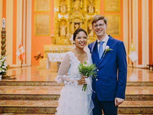 El matrimonio de Sébastien y Denisse en Lima, Lima 35