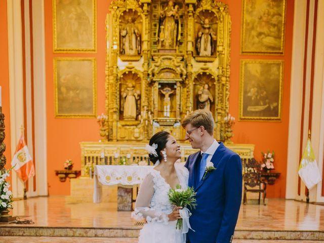 El matrimonio de Sébastien y Denisse en Lima, Lima 36